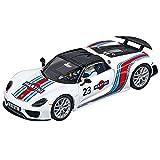 Carrera 20030698 - Dig 132 Porsche 918 Spyder Martini Racing, No.23 , Spielbahnen