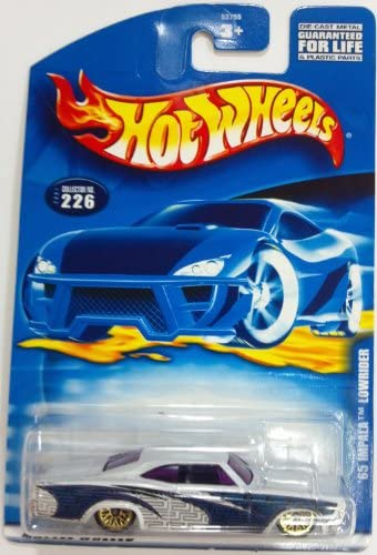 Hot Wheels '65 Impala Lowrider Lowrider Lowrider 226 Year: 2001 by Hot Wheels | Technologie Sophistiquée