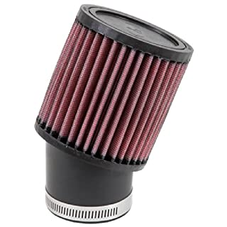K&N RU-1750 Gummi Universalluftfilter