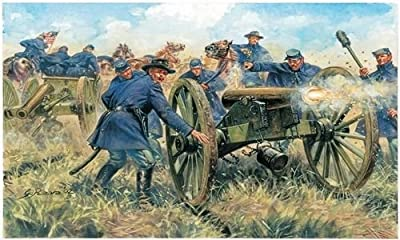 Italeri 510006038 - 1:72 Union Artillerie von Italeri