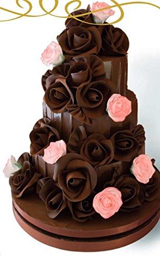 Modellierschokolade braun 250gr. , Pavoni