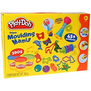 Play Doh Fun Factory Amazon Co Uk Toys Amp Games