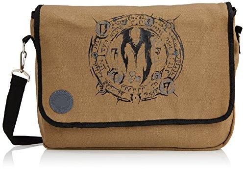 Price comparison product image The Elder Scrolls Online Canvas Sigil Pouch Messenger Bag (Electronic Games)