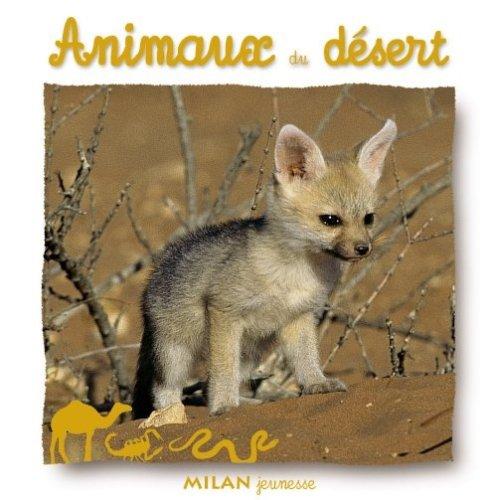 Animaux du désert par Natacha Fradin