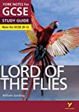 Lord of the Flies: York Notes for GCSE (9-1) 2015