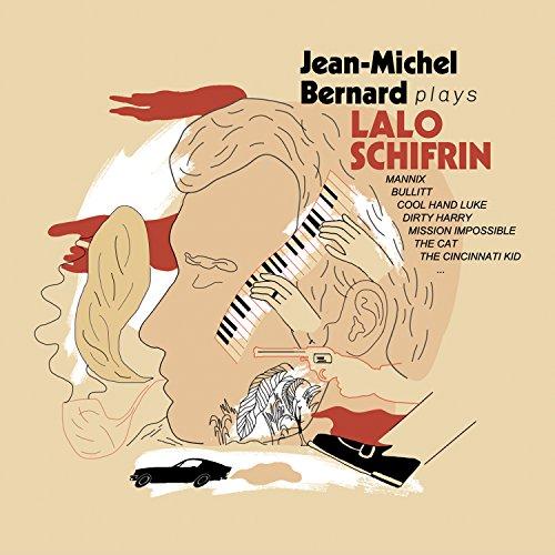 Jean-Michel Bernard plays Lalo Schiffrin
