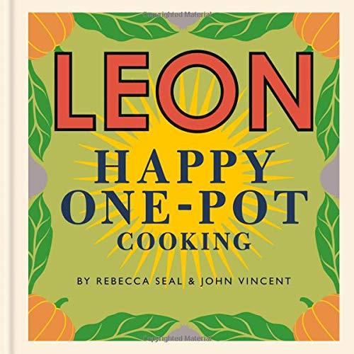 LEON Happy One-pot Cooking (Happy Leons)