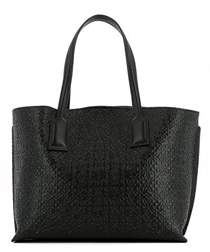 loewe-womens-30589n941100-black-leather-tote