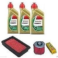 Tecneco Kit yamaha xT 660r x XTX MT03660Huile Filtre huile Air bougies