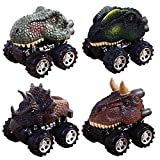 Best 4 Year Old Boy Gifts - CYMY Dinosour Toy Cars for Boys Toddlers, Dinosour Review