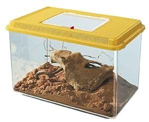 Ferplast Geo Tank Clear Plastic Reptile Insect Maxi