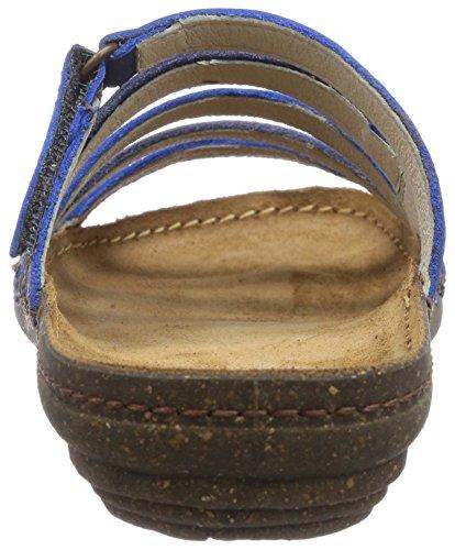 El Naturalista Torcal N327, Damen Sandalen Blau (Bluing Mixed)
