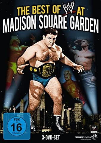 The Best of Wwe at Madison Square Garden [Import allemand]