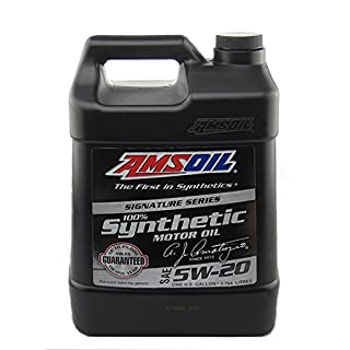 AMSOIL Signature Series 5W-20 Synthetisches Motoröl 3,785 L