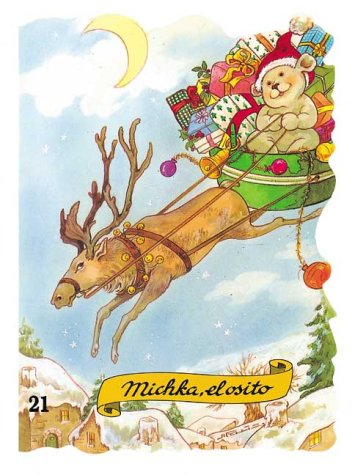 Michka, El Osito (Troquelados Clasicos Series / Classic Fairy Tales Series)