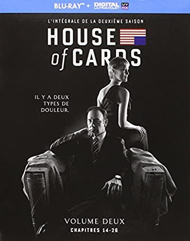House Of Cards - Saison 2 [Blu-ray]