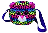 Ty TY95104 Dotty Leopard Shoulder Bag, Multicolored