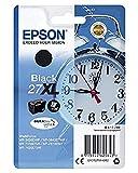 Epson Original T2711 Tinte, Wecker, wisch- und wasserfeste XL (Singlepack) schwarz
