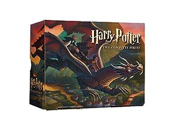 Harry Potter Boxed Set 1-7 Amerika Baskısı