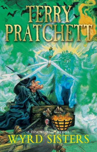 Cover of Wyrd Sisters (Discworld 6)