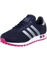 huge discount a4268 5a385 adidas LA Trainer EM W Scarpa 3,5 collegiate navy shock pink