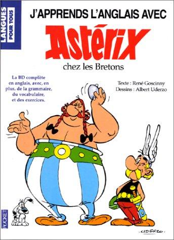 J'apprends l'anglais avec Astérix chez les Bretons (Asterix in Britain)