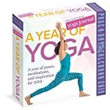 A Year of Yoga 2019 Calendar: A Year of Poses, Meditations, and Inspiration for 2019