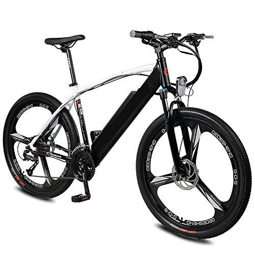 NBWE Elektrofahrrad 48V Lithium Batterie Mountainbike Herren Elektrofahrrad Power Batterie Auto 26 Zoll Off-Road Cycling -