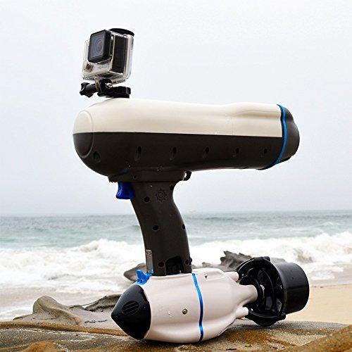 Bixpy Scooter sous-Marin Swimjet Scuba