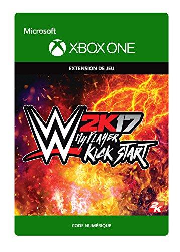 Lancement Mon Joueur WWE 2K17 [Xbox One - Code jeu à télécharger]