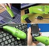 Shag MINI Vacuum Cleaner for Laptop & computer USB 2.0 COMPATIBLE