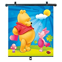 Pro Type 60.2952/00 - Sonnenrollo Winnie the Pooh, 2-er Packung, 46x56 cm
