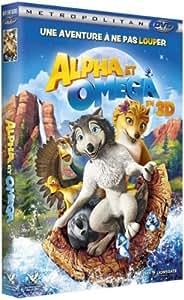 ALPHA & OMEGA DVD 2D / 3D ANAGLYPH [Version 3-DBlu-ray]