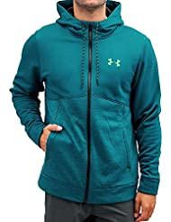 Under Armour Storm AF Icon FZ Hoodie – Sudadera Verde verde Talla:medium