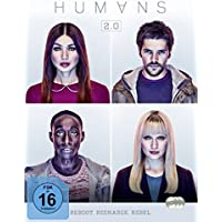 Humans - Die komplette 2. Staffel