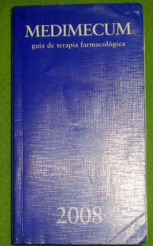 Medimecum 2008 - guia de terapia farmacologica