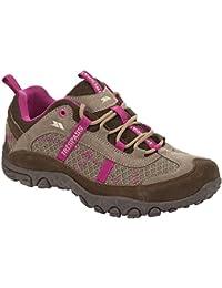 Trespass - Zapatilla de montaña / Caminar Técnicas correr Ligeras Modelo Fell Mujer Señora - Walking/Trekking/Hiking