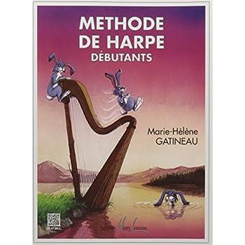 Méthode de harpe Volume 1