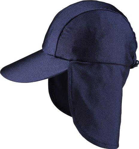 Zunblock Jungen Suncap Uv-Schutz Hut/Sonnenhut, Navy blau, M