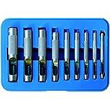 BGS 565Lot de 9poinçons de 3–12mm