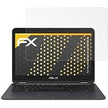 atFoliX Screen Protector for Asus ZenBook Flip (UX360UA) Screen Protection Film - 2 x FX-Antireflex anti-reflective Protector Film