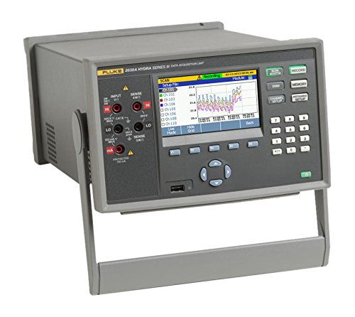 Fluke 2638A/20 220 Hydra III - Sistema adquisición