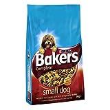 Bakers Complete Futter Kleiner Hund–Rind 1kg