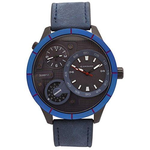 Giordano Analog Blue Dial Men's Watch image