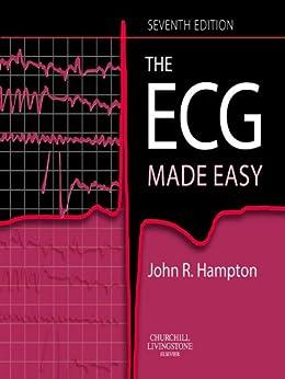 The ECG Made Easy by [Hampton, John R.]
