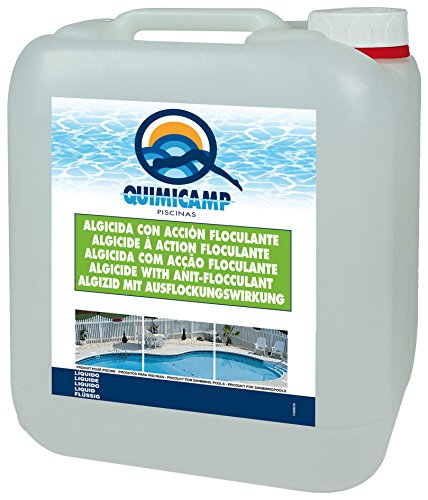 QUIMICAMP 205305 - Multifunctional algicide with flocculant action