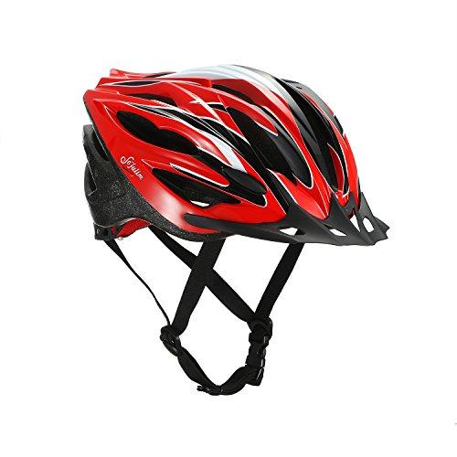 SEFULIM Casque Cyclisme Casque Hommes et femmes Cyclisme Équipement de vélo de montagne Ultralight Casque Hommes et femmes Casque adulte
