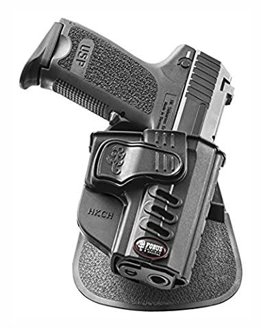 Fobus Tactical concealed carry Active retention left hand belt holster