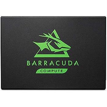 Seagate Barracuda Disco Duro sólido 120 SSD - 500 GB SATA III ...