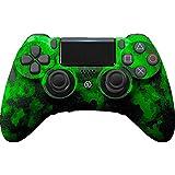 PS4 PC Controlador de Scuf IMPACTO Digital Camo Verde